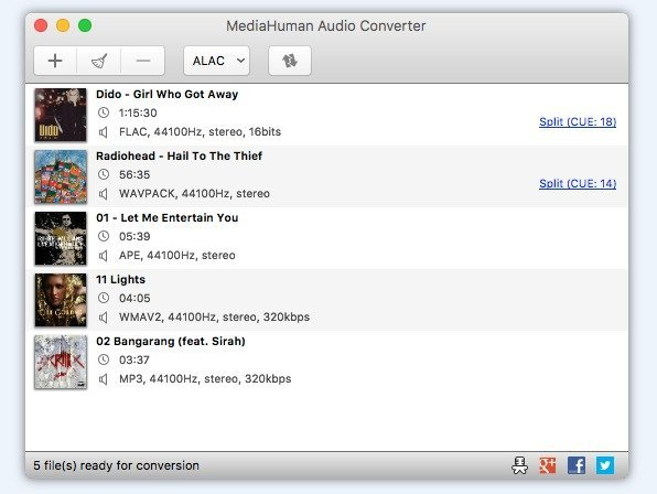 Best 5 FLAC Converters to Convert FLAC to MP3 in Batch on Mac Easily