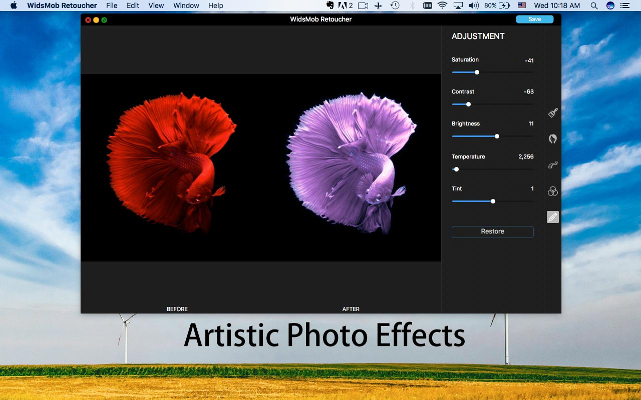 aristic-photo-effects