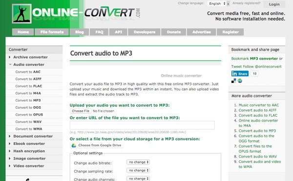 Best 5 FLAC Converters to Convert FLAC to MP3 in Batch on