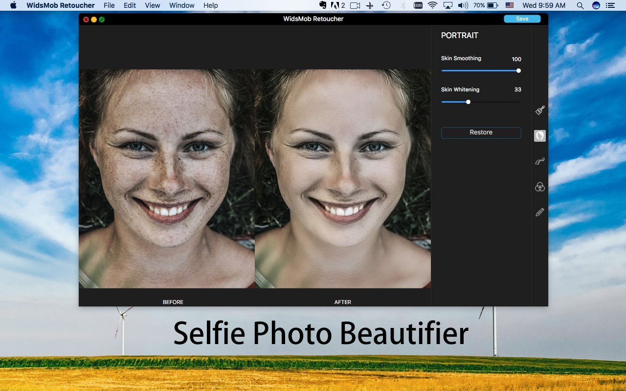 selfie-photo-kecantikan