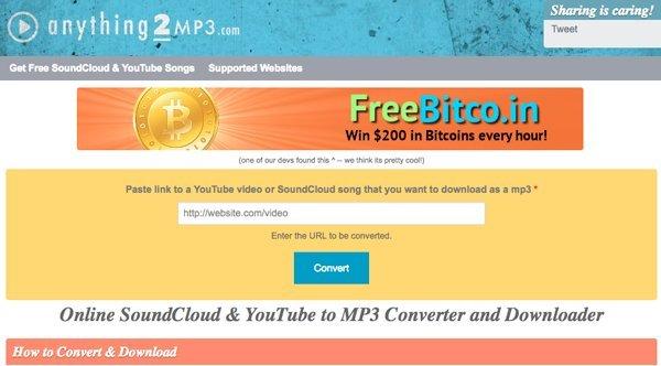 schneller kostenloser youtube converter
