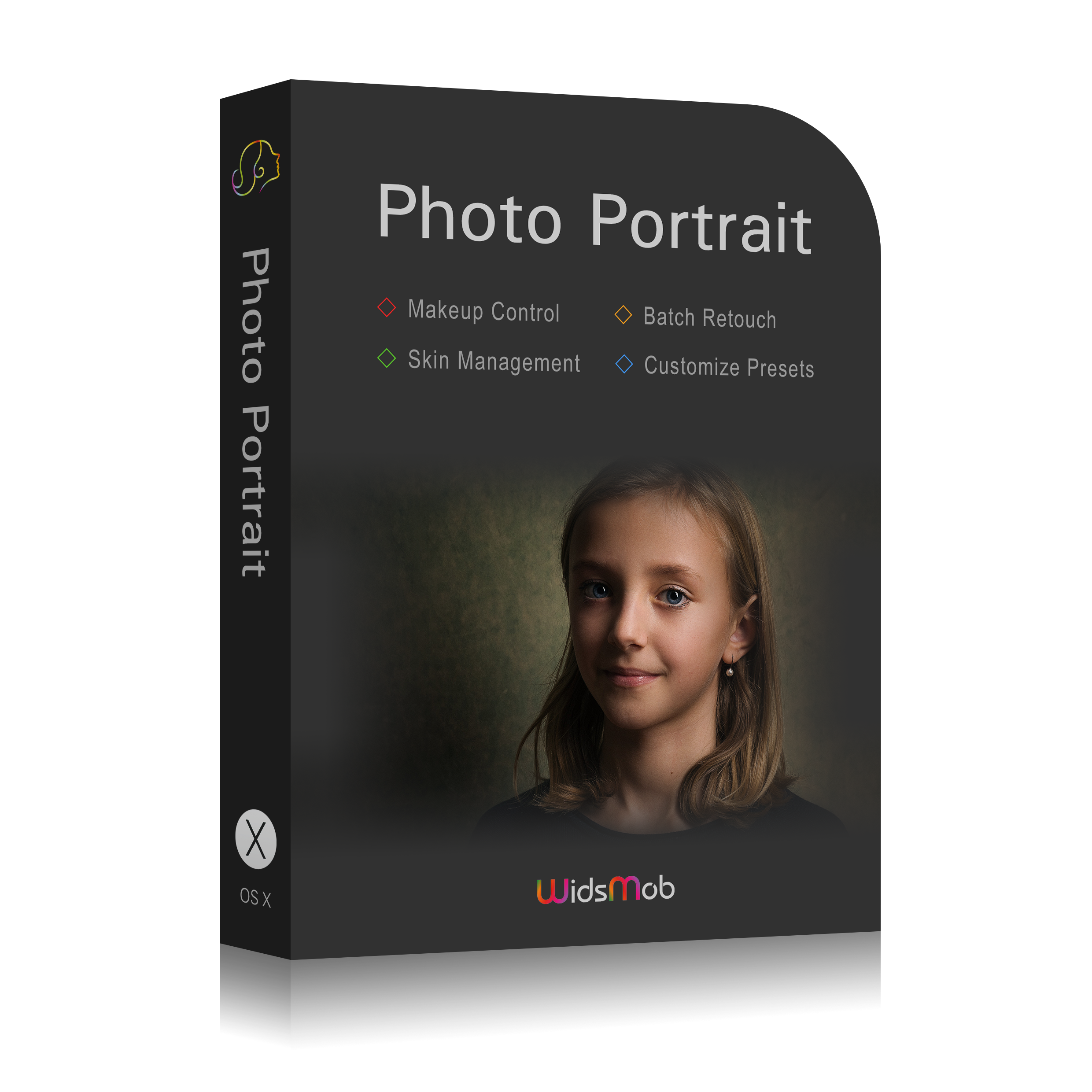 portrait box mac new