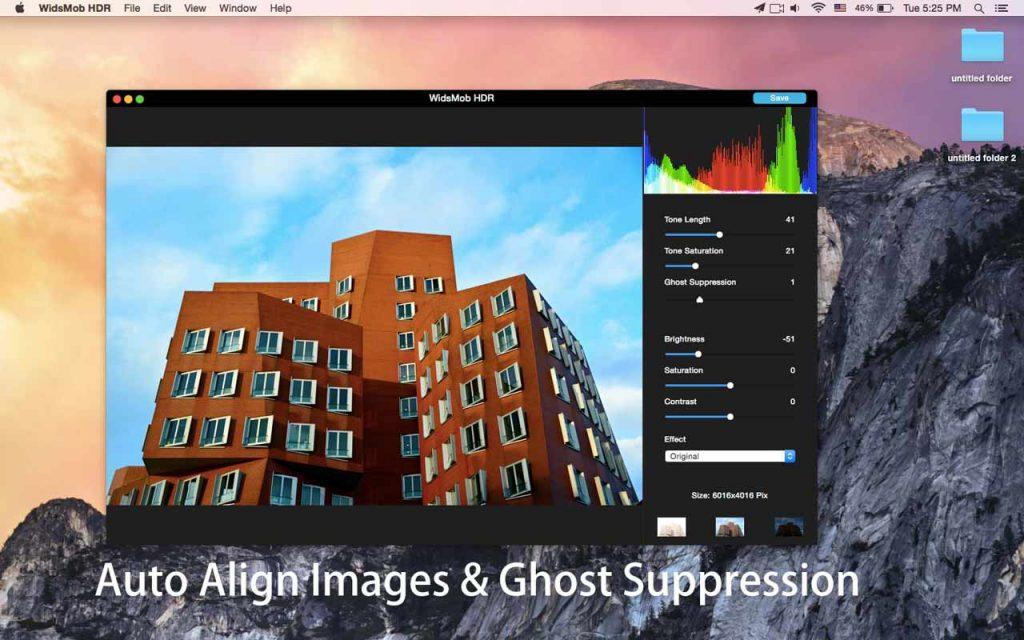 auto-align-and-ghost-suppression-ps