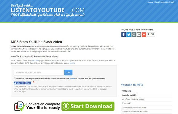 Free Download Top 10 YouTube to MP3 Converter [2019 Update]
