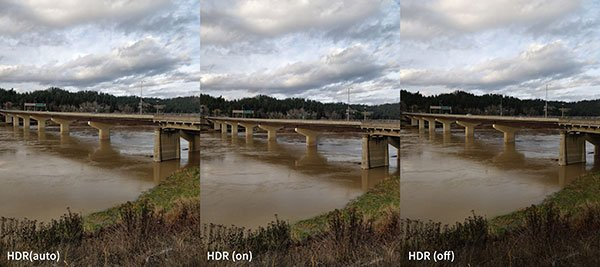 Auto HDR vs HDR