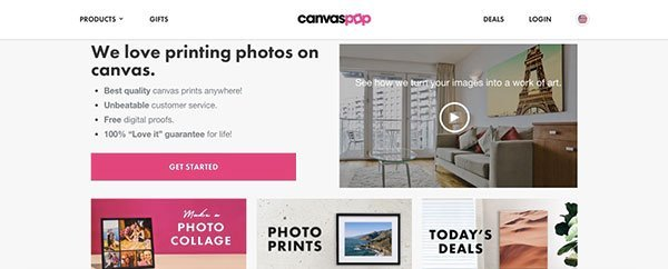 Canvaspop