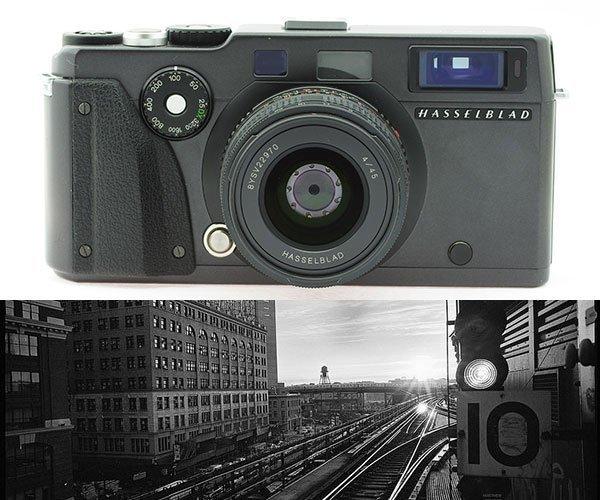 Panoramakamera - Hasselblad Xpan 35mm