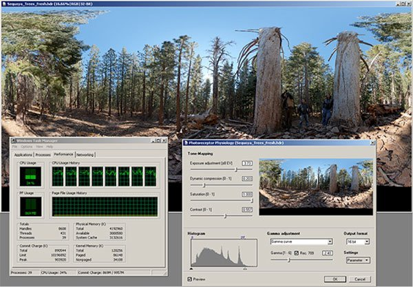 Picturenaut HDR Software