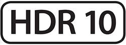 HDR10-logotyp