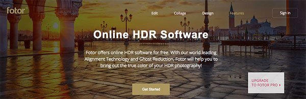 Open Online HDR Software