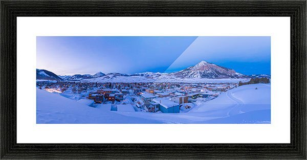 Panoramic Frame
