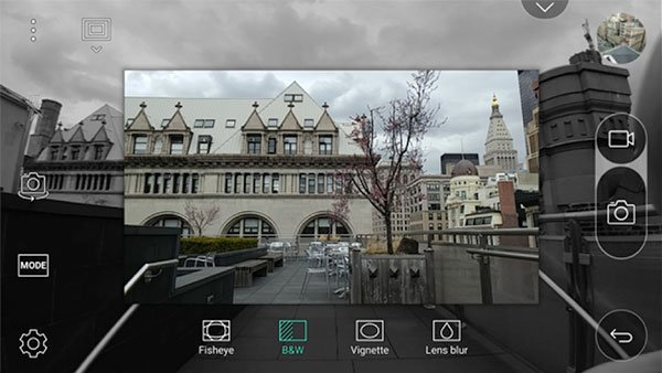 Machen Sie 360 Video auf dem Smartphone