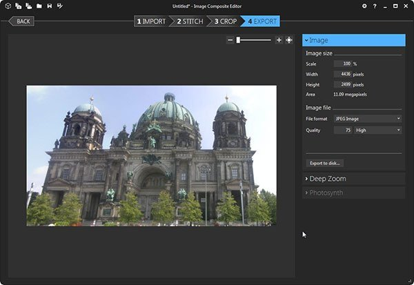 How to Stitch Photo on Windows/Mac/iOS/Android/Online with Top Photo