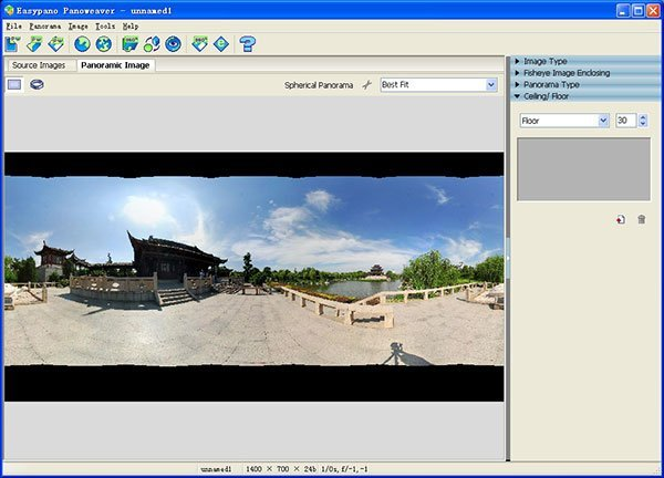 Panoweaver Panorama Maker