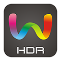 HDR-pictogram 120
