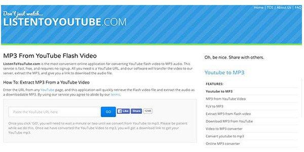 konvertieren von youtube