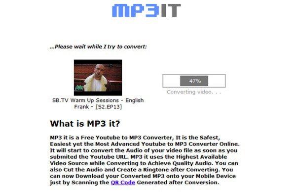 MP3 это