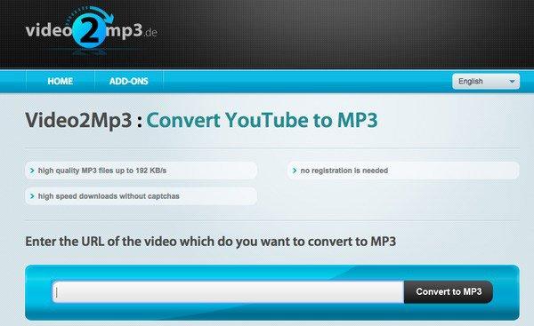 Video2MP3
