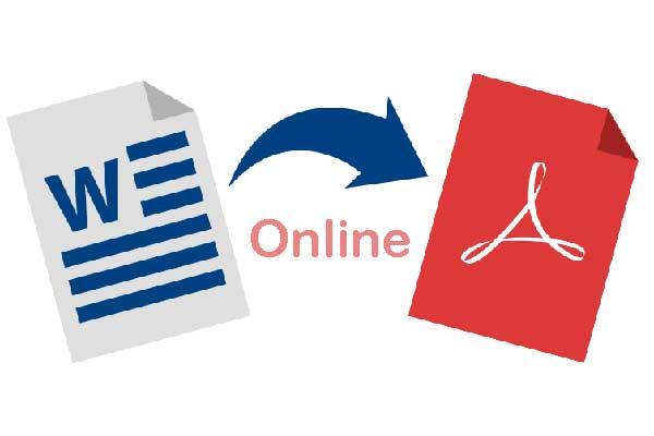 Word en PDF en ligne