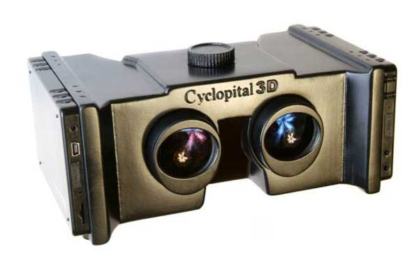 Visualizador 3D Cycloptial3D