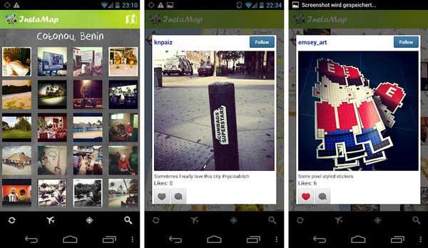 Instagram Photo Viewer - Instamap