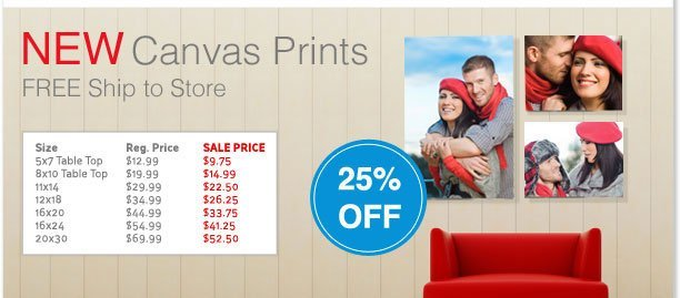 Preço da foto em CSV