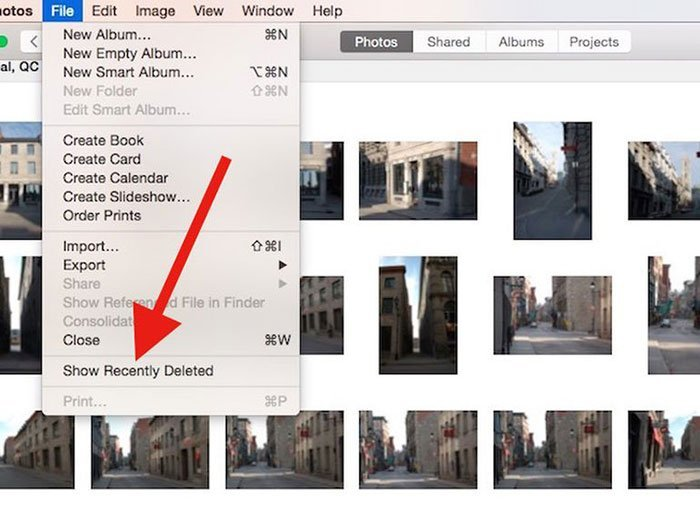 Delete Photos from Macbook Permanently