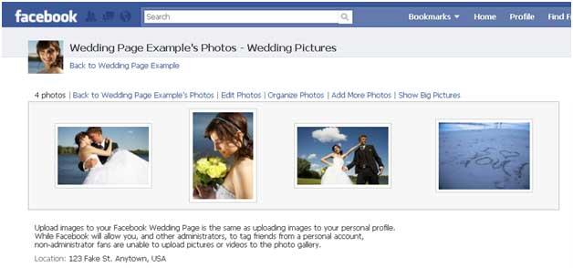 Slet fotos på Facebook Online