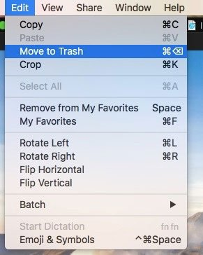 Delete Photos on Viewer