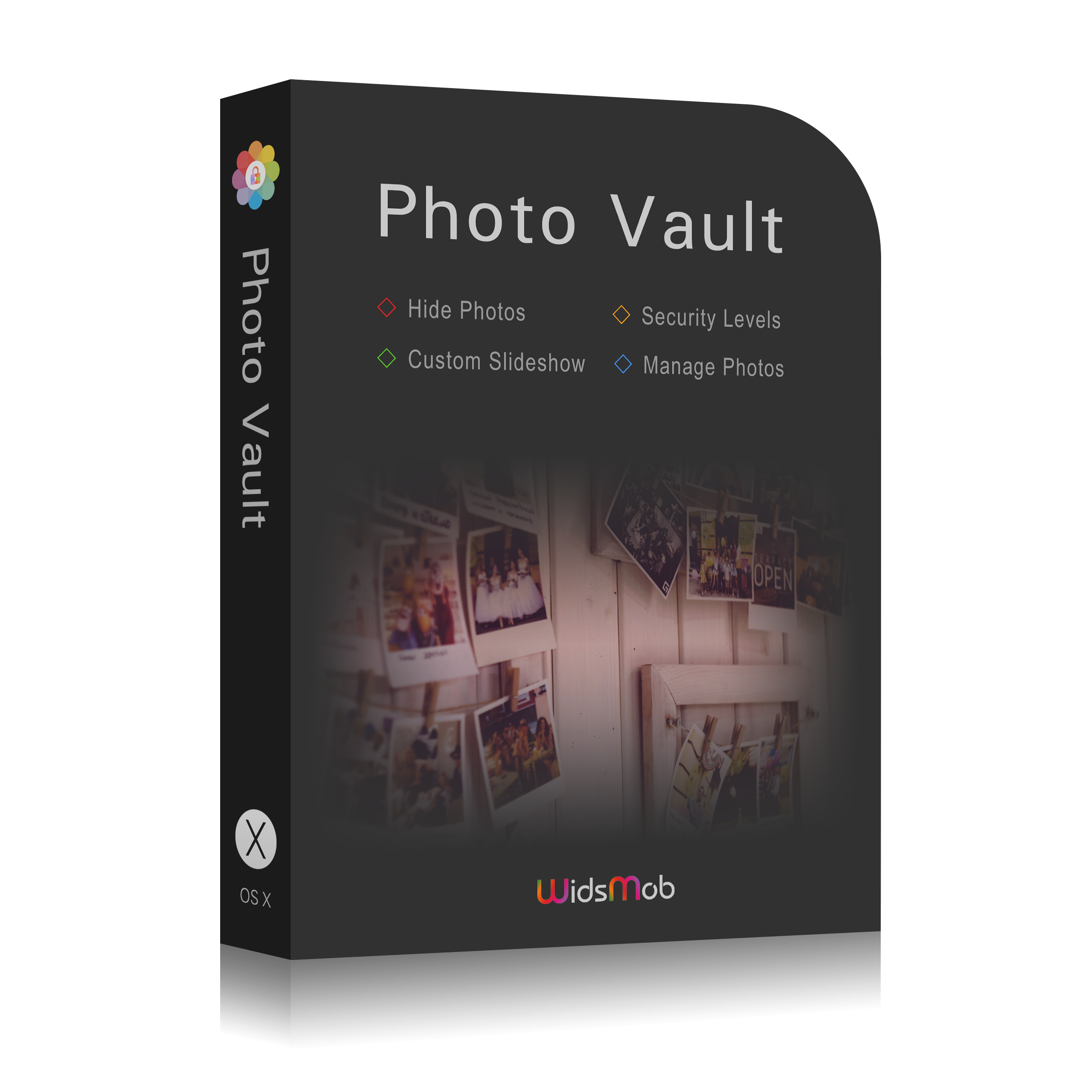 photovault box mac νέο