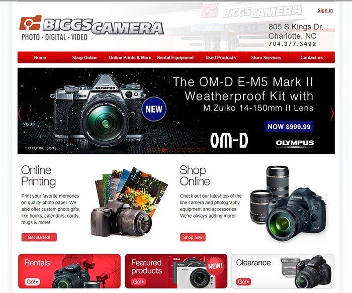 Biggs Kamera