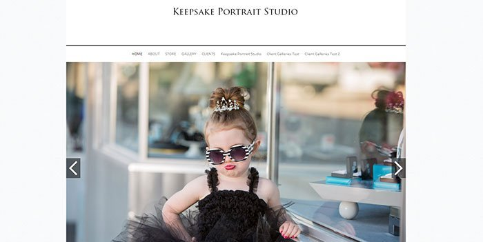 Keepsake Portrait Studio
