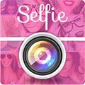 Ícone do editor de fotos selfie Beauty