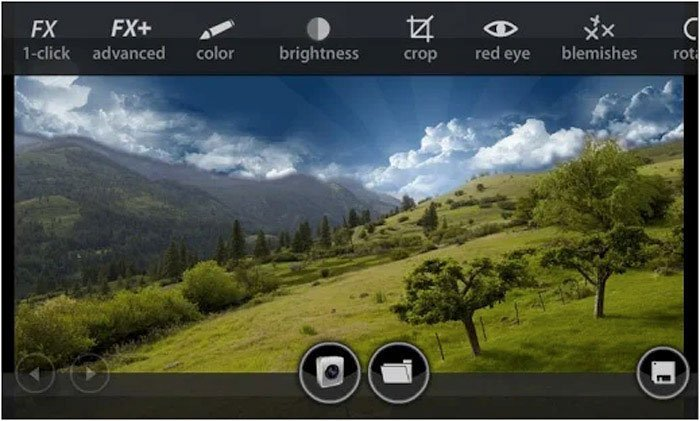 Fotobewerkingsapps bijwerken - TouchUp Lite