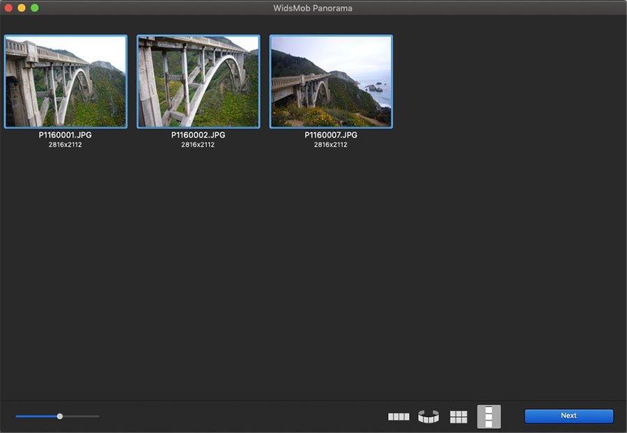 Add Vertical Panorama Photos