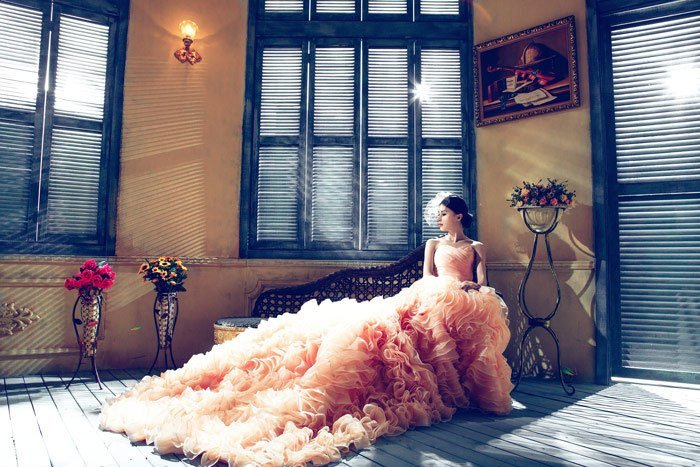 Beautiful Bride Photography