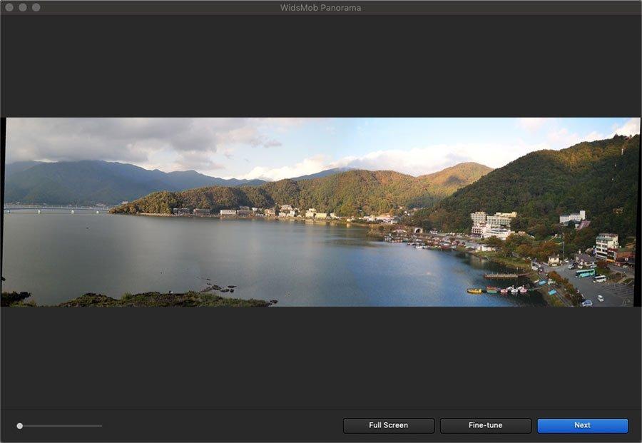 Create 360 Panorama