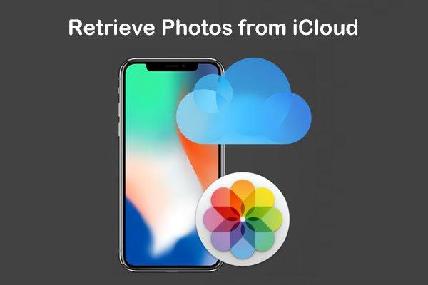 Retrieve Photos from iCloud