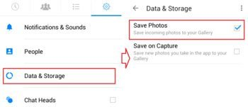 Save Facebook Photos in Bulk