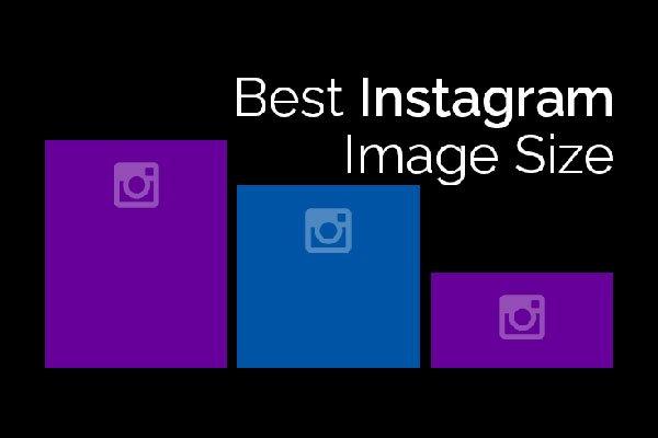 Размер изображения Instagram