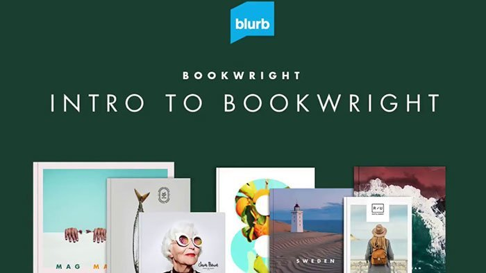 Blurb Photo Book Bookwright