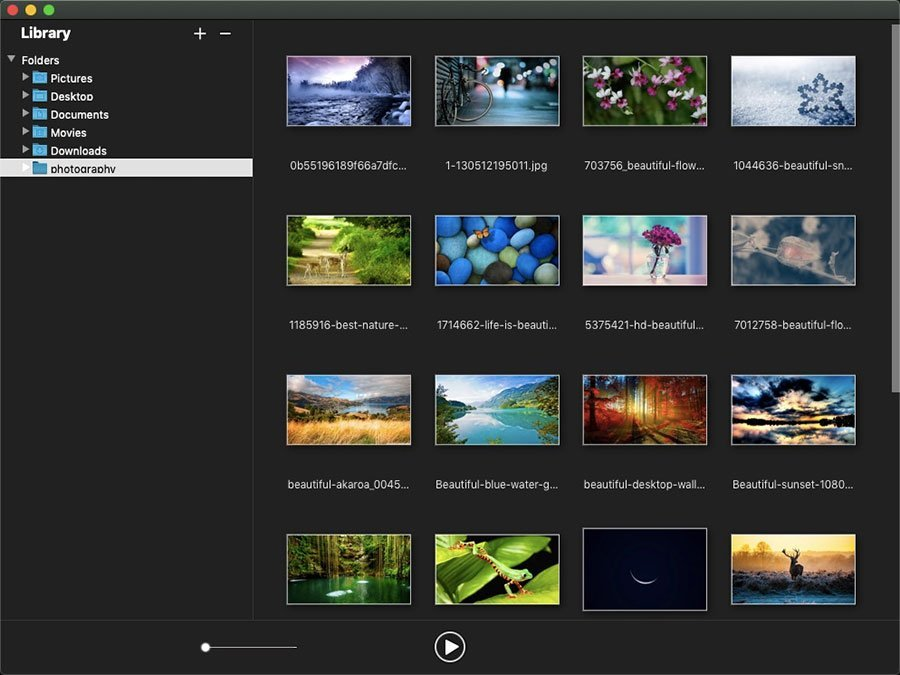 Media Folder Viewer Pro'yu İçe Aktar