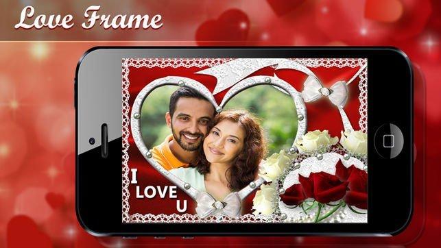 Aplicación Love Photo Frames