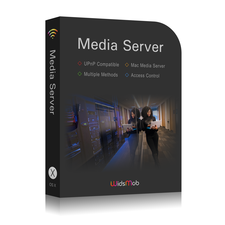 mediaserver box mac νέο