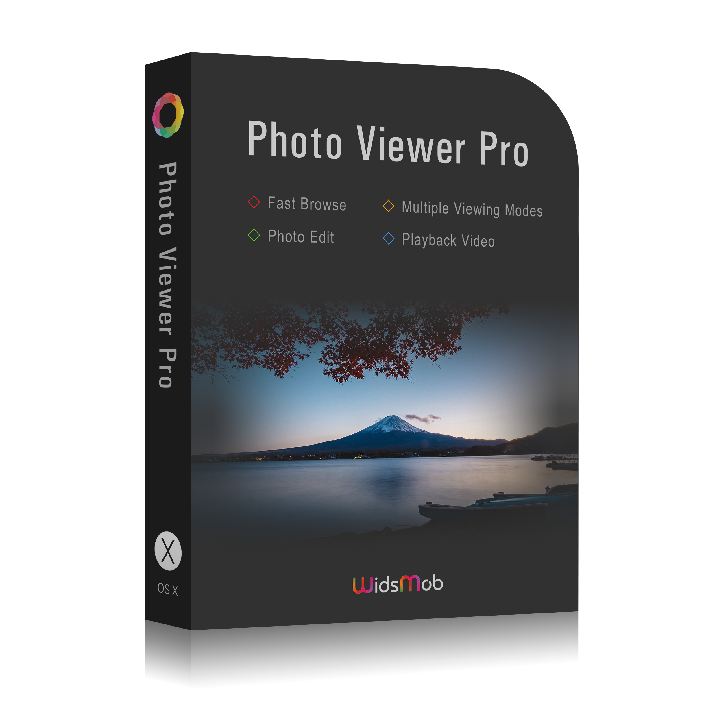 viewer pro box mac nuevo