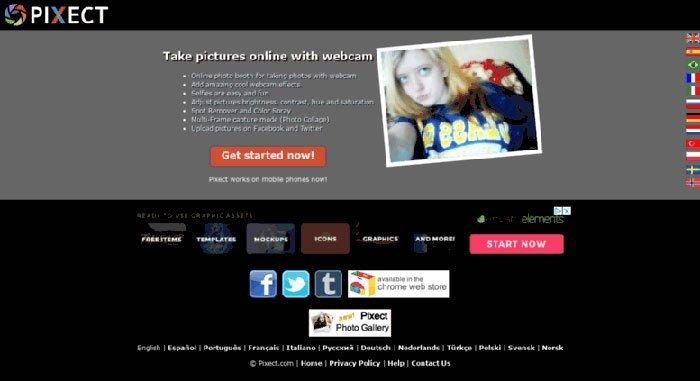 Nehmen Sie mit Pixect.com Bilder auf einem Mac auf