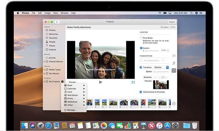 Application Apple Photos