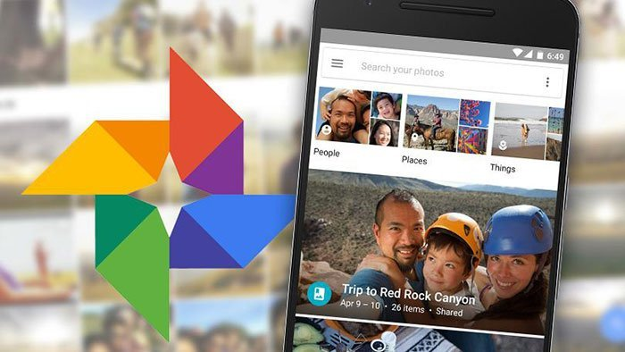 Google Photos Management