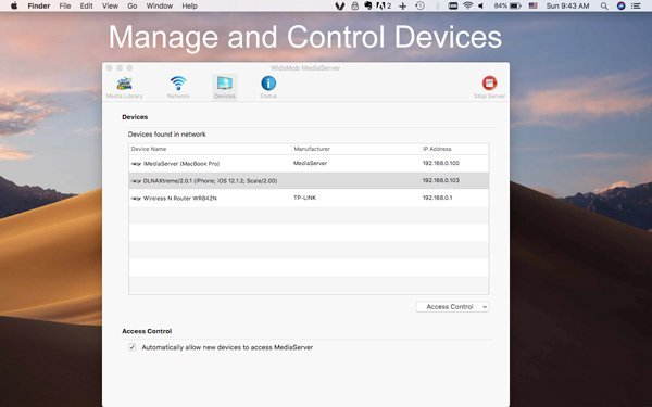 manage-and-control-devices