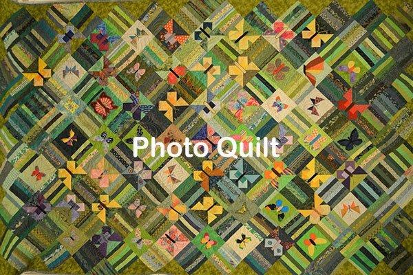 Photo Quilt Banner